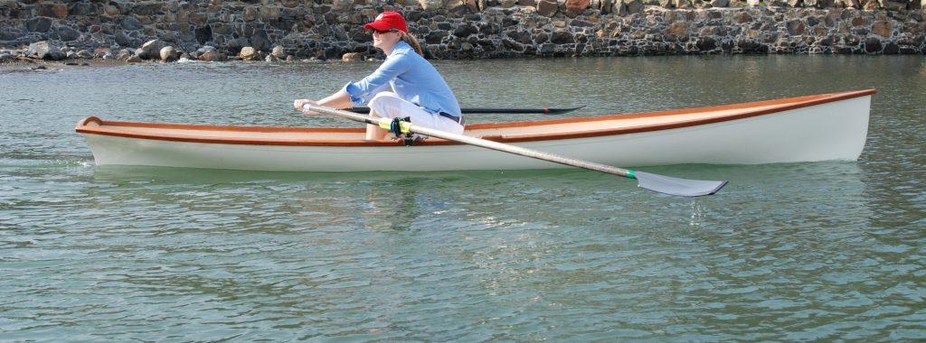 Alden Whitehall - Adirondack Rowing