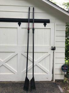 Dreher LLB oars