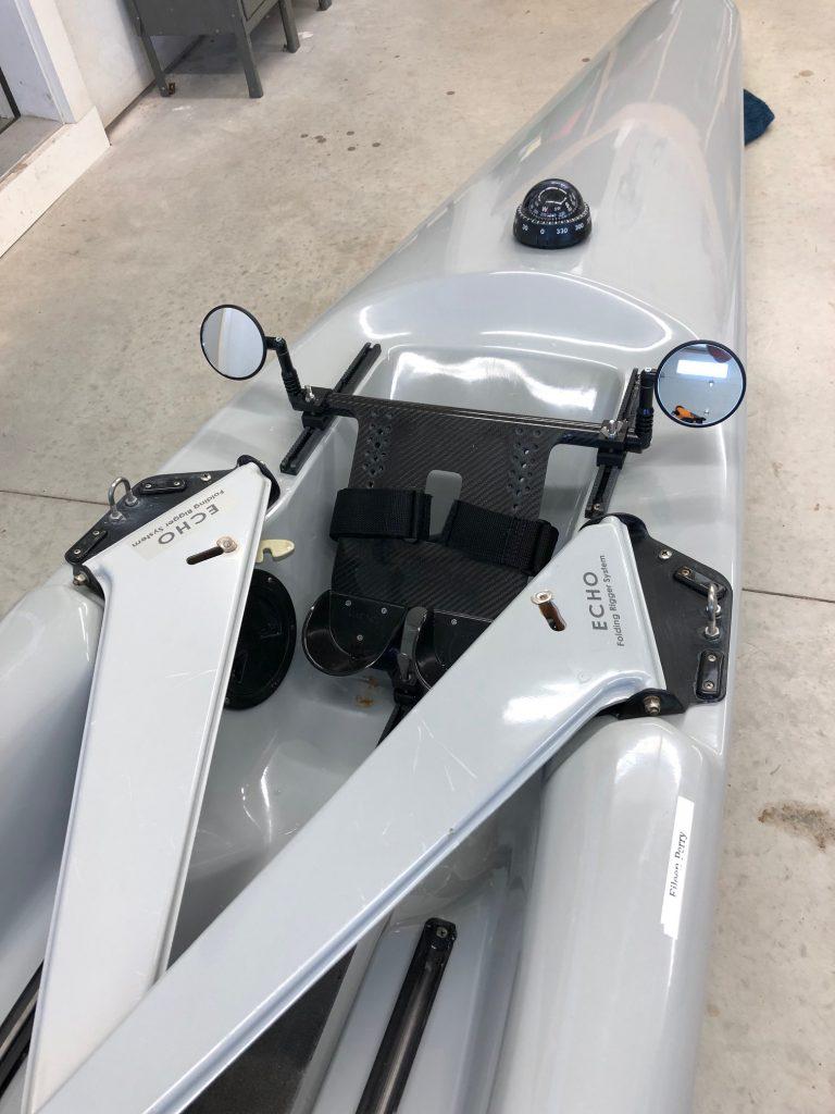 Echo Rowing Mirror