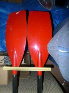 Dreher oars