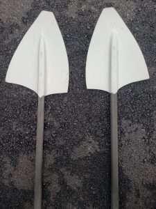 Alden Deltor oars